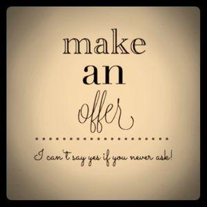✨ Let's Make a Deal ✨